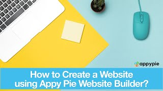 How to Create a Free Website using Appy Pie Free Website Builder?