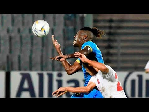 #AFCCup2019 - Inter Zonal Semi Finals 2: ABAHANI LIMITED DHAKA (BAN) 4 - 3 4 25 SC (PRK)