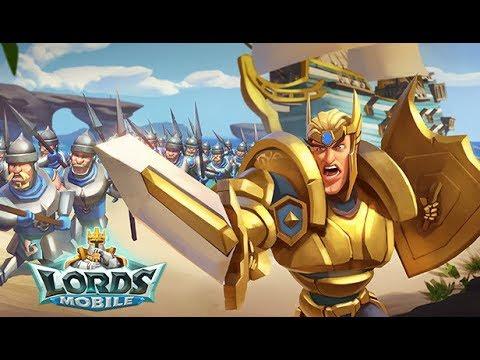 Lords Mobile - Битва за баронский трон. Xingxing с нами? Что стало с D~J
