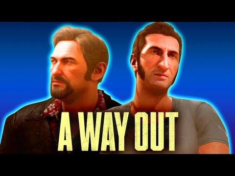 A Way Out - Part 4 | THE FINALE | MFPallytime & Mewnfare