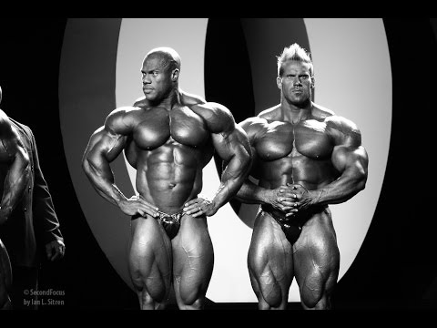 Phil Heath 2011 Vs Jay Cutler 2001 !
