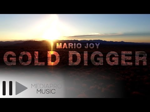 Mario Joy - Gold Digger (Official Lyric Video)