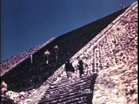 1946 San Juan Teotihuacán - Mexico