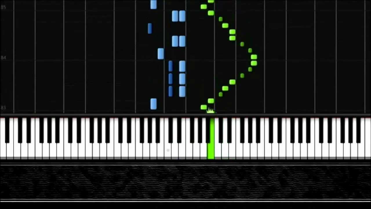 The Original Piano Practice App