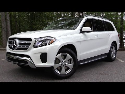 2017 Mercedes-Benz GLS450 - Test Drive & Review