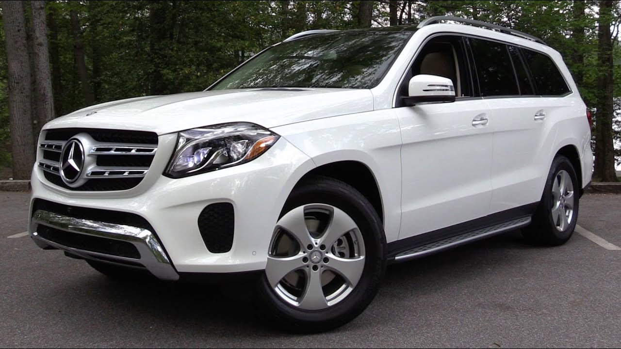2017 mercedes benz gls450 test drive review youtube for 2017 mercedes benz gls450