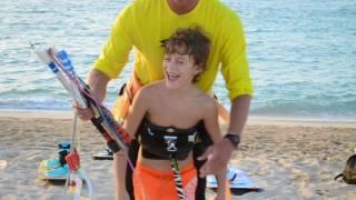 Kitesurfing Lessons | Kite School Dubai | Kite Zone Dubai Video