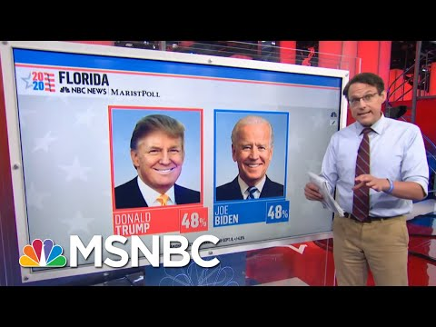Biden Lagging With Latino Voters In Florida, Leading With Senior Voters | MSNBC