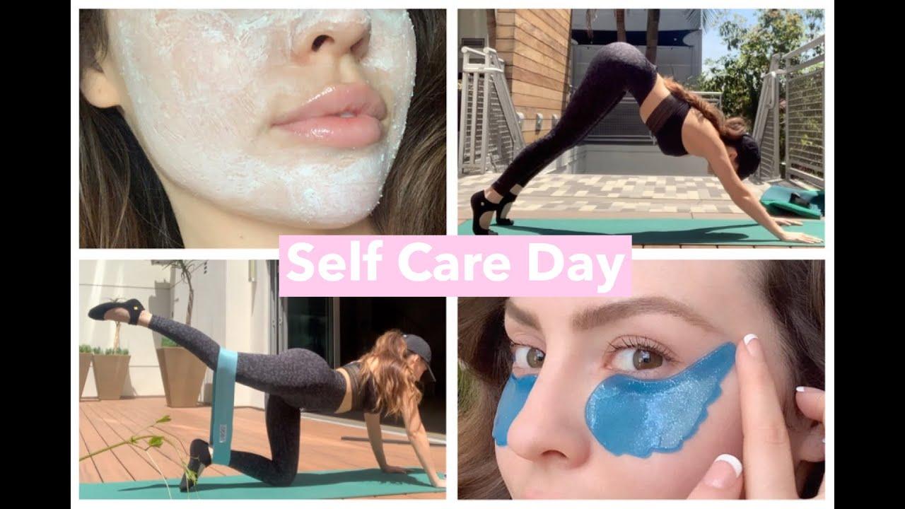 Self Care Day: Skincare, Fitness, Wellness | Jadeywadey180