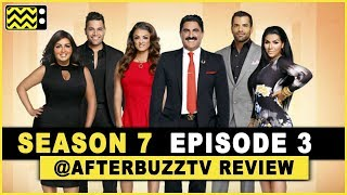 Shahs of Sunset Season 7 Episode 3 Review & After Show
