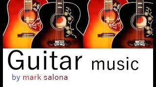EASY LISTENING  latin rhythm,  piano and guitar BY MARK SALONA