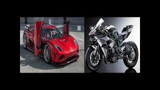 Agera RS vs Kawasaki (ROBLOX lol)