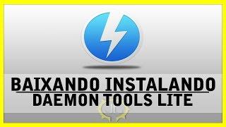 Daemon Tools - Como baixar instalar Daemon tools Lite Grátis