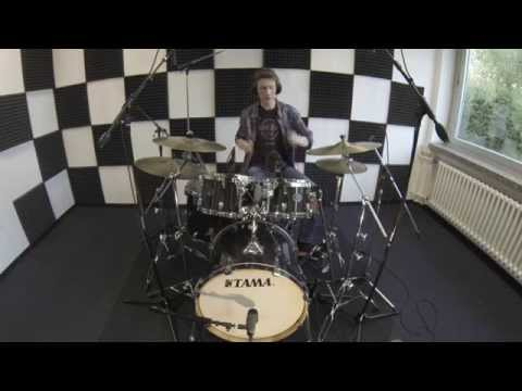 30 Seconds to Mars - Closer to the edge (Drum Cover)