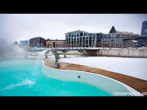 Bota Bota Floating Spa in Montreal [HD]