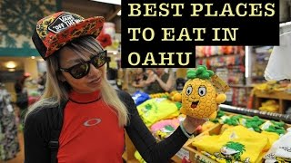 Hawaii Foodography - Best Places to Eat in Oahu