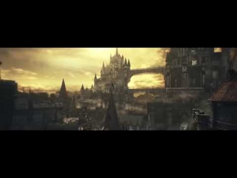 Dark Souls 3 - Gameplay Reveal Trailer Gamescom 2015