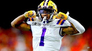 Best WR in College Football 🐯 || LSU WR Ja'Marr Chase 2019 Highlights ᴴᴰ