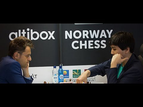 The Greatest Chess Player Of The Tournament Wins The Norway Chess 2017 Unbeaten & In Supreme Form