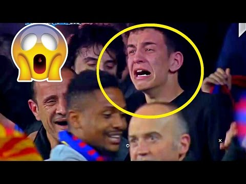 Thumbnail: Crazy Reactions To Sergi Roberto Goal [Barcelona 6: 1 PSG reactions] CHAMPIONS LEAGUE BEST MATCH