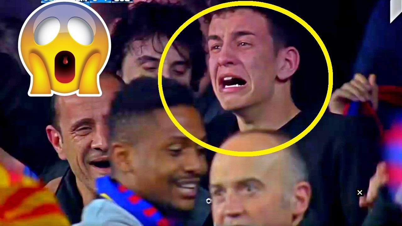 Download Crazy Reactions To Sergi Roberto Goal [Barcelona 6: 1 PSG reactions] CHAMPIONS LEAGUE BEST MATCH