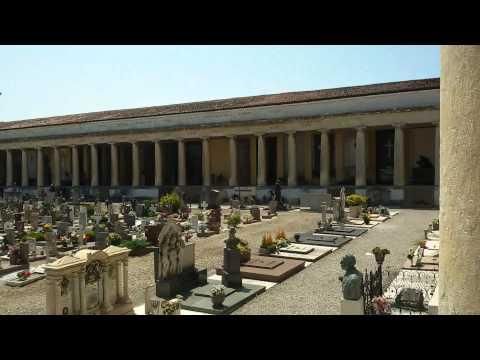 Cimitero Monumentale di Verona, Italy