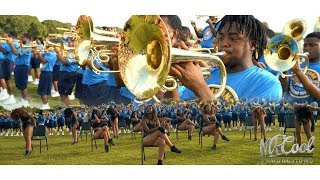 Shea Butter Baby - Louisiana Leadership Institute Marching Band - Summer Band Jam BOTB 2019