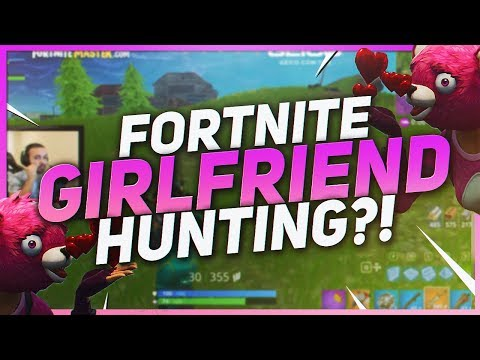 TSM Hamlinz - FINDING A FORTNITE GIRLFRIEND! (PRETENDING TO BE A KID)