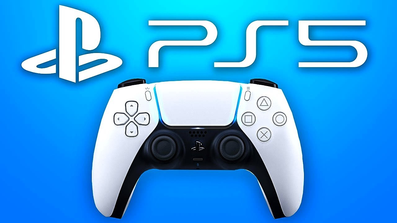 Sony reveals first look at the new PS5 controller