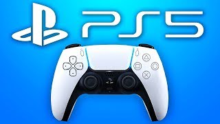 OFFICIAL PS5 CONTROLLER REVEAL: NEW DualSense Playstation 5 Controller! (PS5 News)