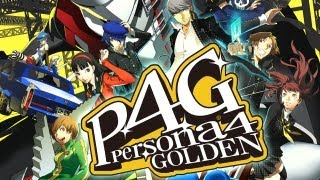 CGRundertow PERSONA 4 GOLDEN for PlayStation Vita Video Game Review