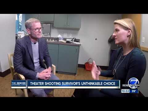 After trying everything to relieve pain, Aurora theater shooting victim to have leg amputated