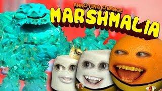 Annoying Orange HFA: Marshmalia