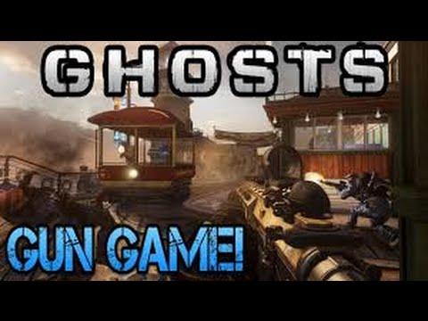 ghost live gun game-im crazy