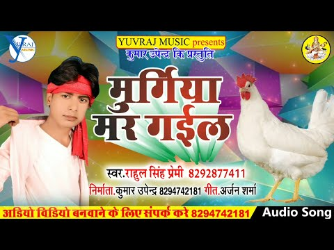 मुर्गिया मर गईल | Rahul Singh Premi | Murgiya Mar Gail