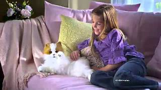 Furreal Friends Lulu My Cuddlin Kitty Cat White  Toys & Games