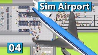 Sim Airport #4 ► AUSBAU auf HANGAR 2► Der Flughafen Bau und Management Simulator