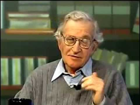 "Noam Chomsky on John Dewey's idea of ""Democratic Society"""