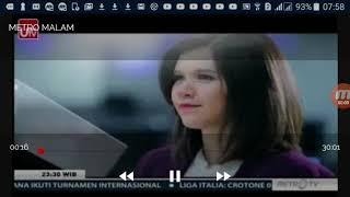 vuclip Tampilan Sesaat Lagi Metro Malam 23.30 WIB Krizia Alexa di Metro TV