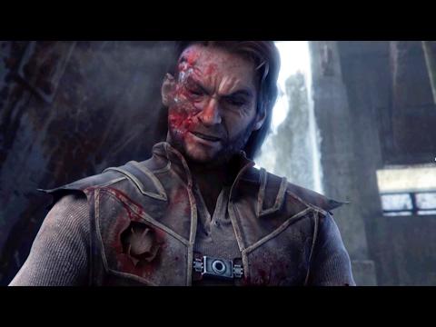 Logan Crash-Lands in Africa and Kills Leviathan (X-Men Origins: Wolverine)