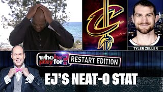 """Who He Play For?"" NBA Restart Edition 