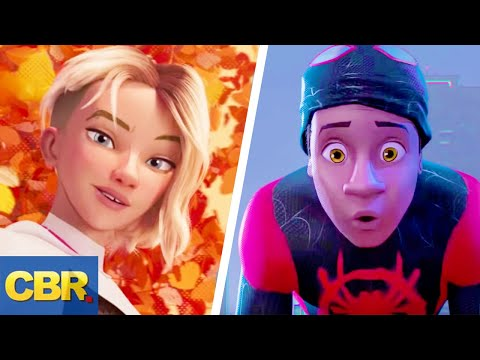 10 Legit Theories About Spider-Man: Into The Spider-Verse