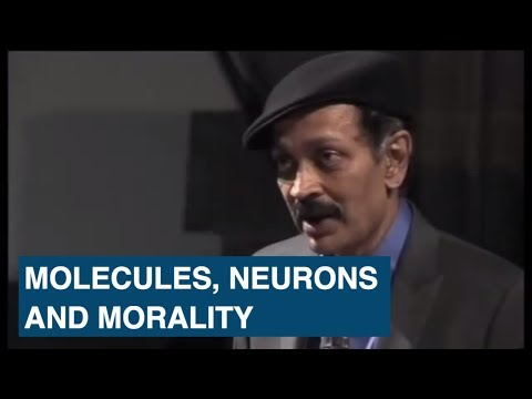 Molecules , neurons and morality. Lecture by Prof. V.S. Ramachandran