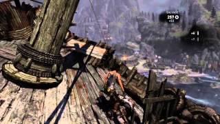 Tomb Raider (2013) Gameplay Walkthrough - Part 28 Shipwreck Beach
