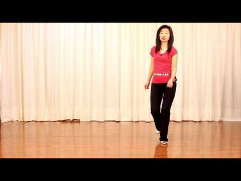 Brand New Chick - Line Dance (Dance & Teach in English & 中文)