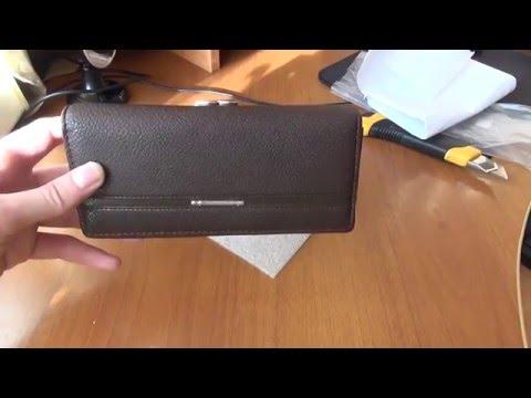 Женский кошелек из Китая за хорошую цену