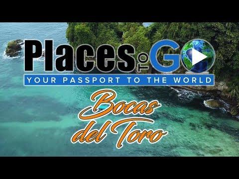 Places To Go - Bocas Del Toro (S2E3)
