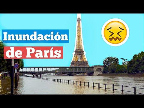 Se esta inundando París 😱 / Una Mexicana en París
