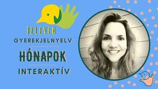 Jeleven online - INTERAKTÍV  6 - Hónapok