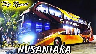 BUS TINGKAT SANG PENAKLUK, Nusantara Double Decker | Bogor—Semarang—Kudus - Stafaband